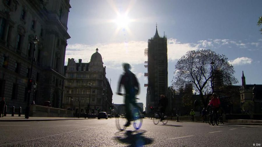 The UK: London aims to boost cycling