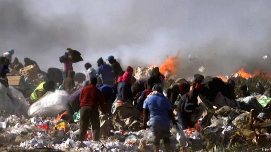 South Africa: Townships & the war on waste