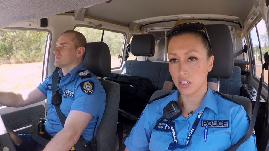Garda Down Under - Part Five