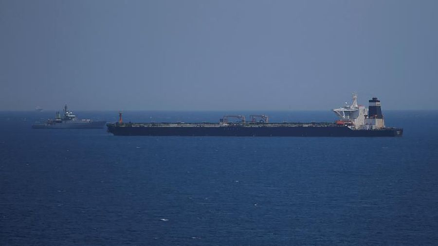 Fury in Tehran as Britain seizes Iranian oil tanker over Syria sanctions