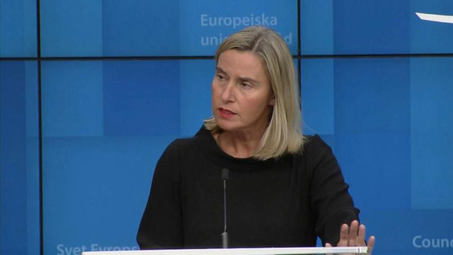 EU says Iran nuclear deal 'still alive'