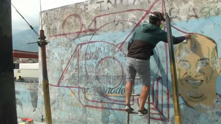 Watch: The Caracas artists reclaiming slum spaces from poverty and propaganda