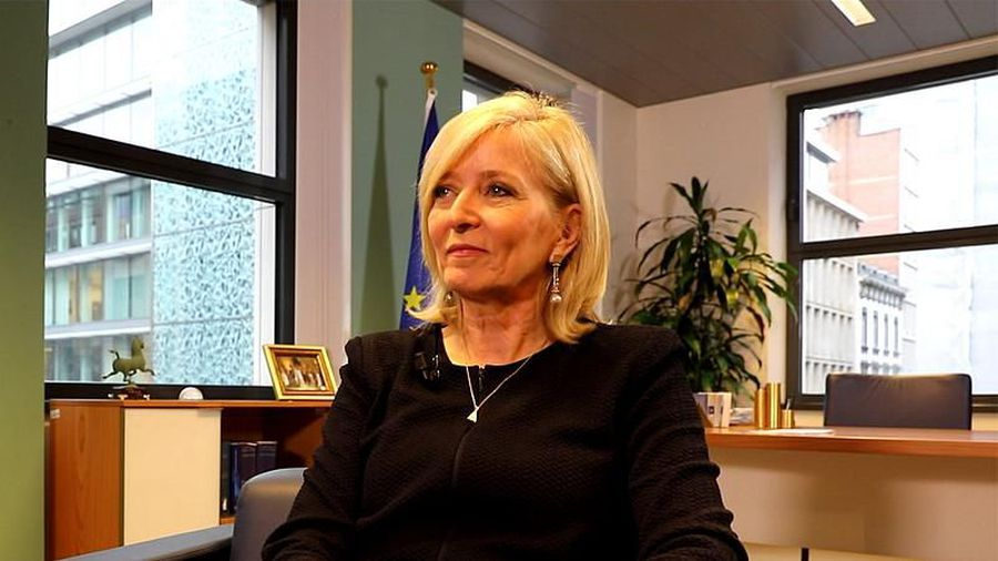 Ireland's first female Ombudsman Emily O'Reilly on democracy and transparency within the EU
