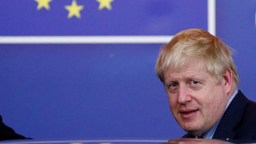 Boris Johnson seeks MPs' support for Brexit deal in new race against time