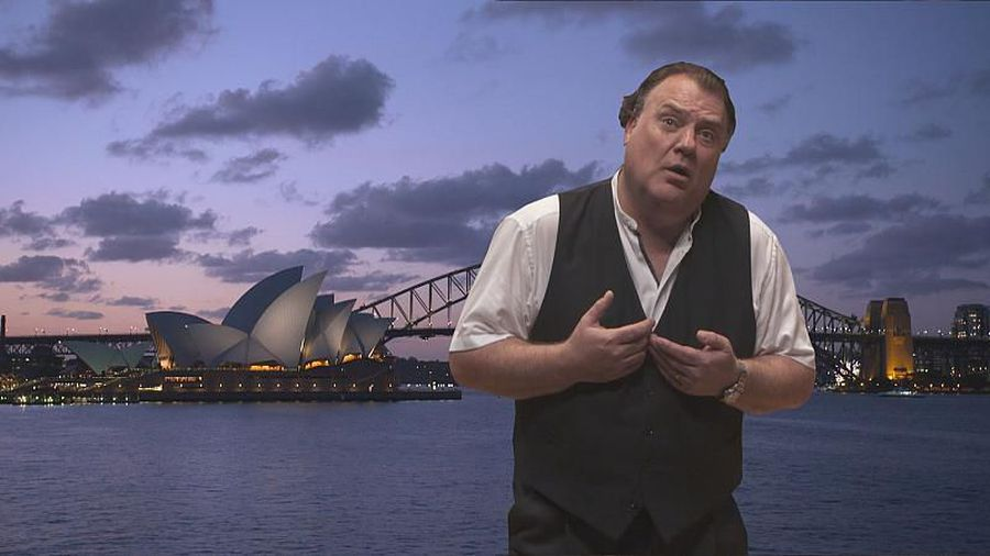 From Wagner to Broadway: A musical journey with Terfel at the Sydney Opera House