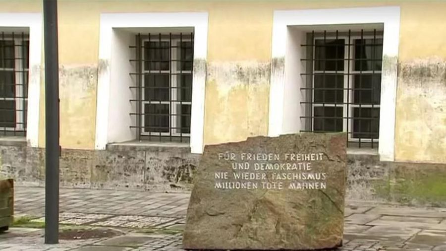 Adolf Hitler's childhood home will be converted into a police station