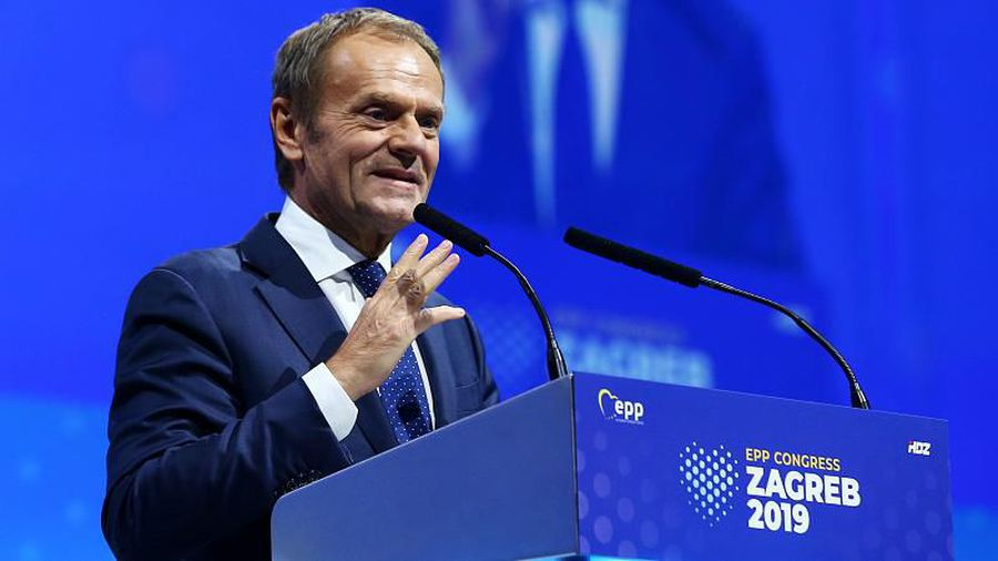 Donald Tusk lands new job as EPP president with pledge to fight populism