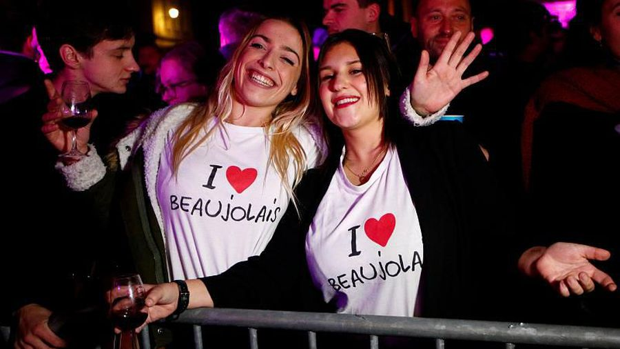 Winegrowers celebrate release of Beaujolais Nouveau amid challenges at home and abroad