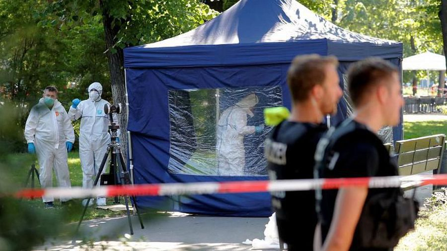 Germany expels two Russian diplomats over murder of Chechen