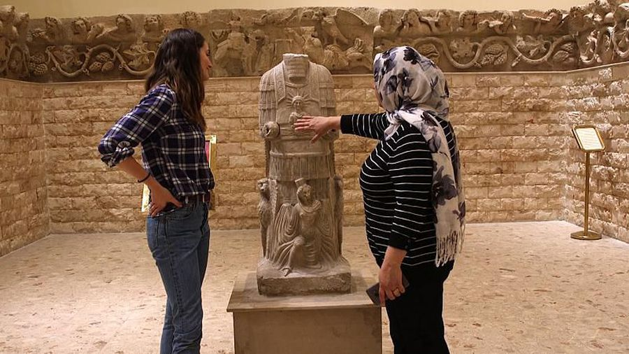 'Artefact detectives' in Iraq aim to end the theft of their history