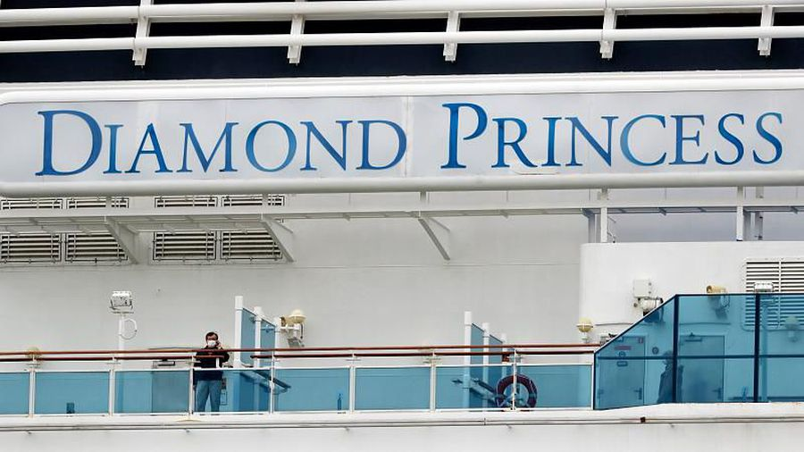 Two passengers dead from Coronavirus-hit cruise ship Diamond Princess