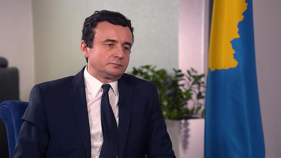 Kosovan PM to push for constructive dialogue with Serbia