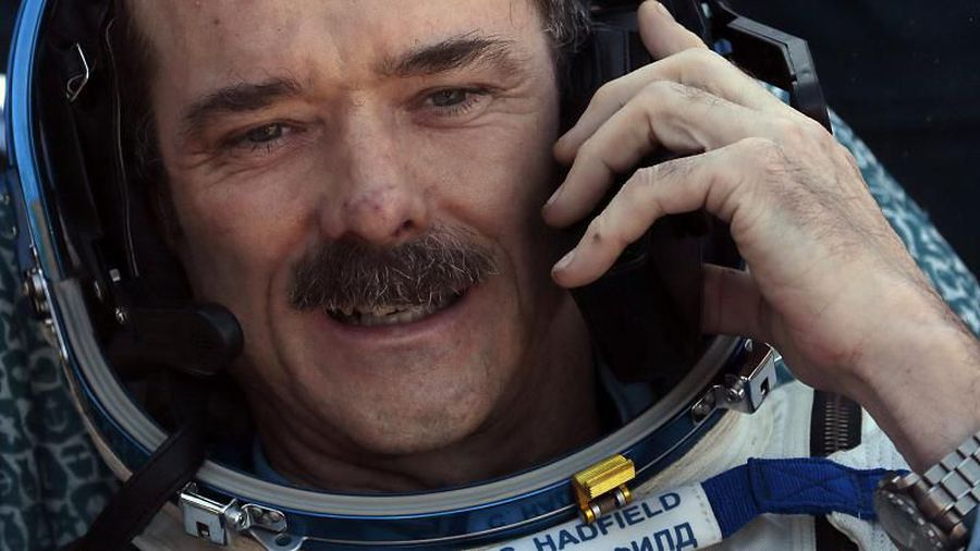 'Build your own little spaceship in your home' - astronaut Chris Hadfield weighs in on isolation