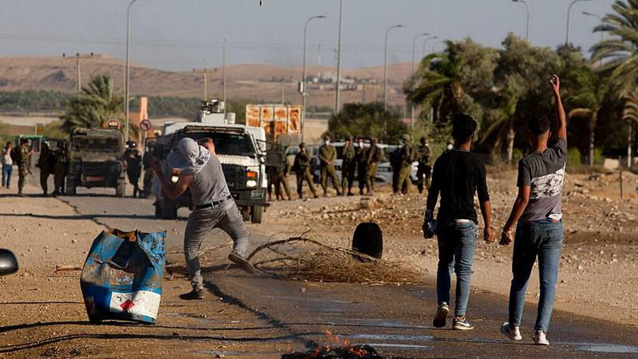 Israel's annexation plans 'illegal', says UN human rights chief
