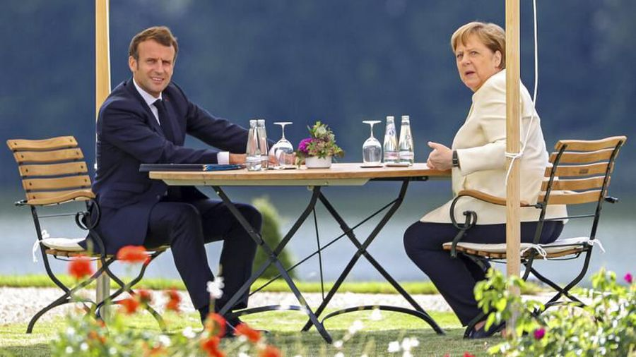 'Moment of truth': Macron wants EU recovery fund agreement in July