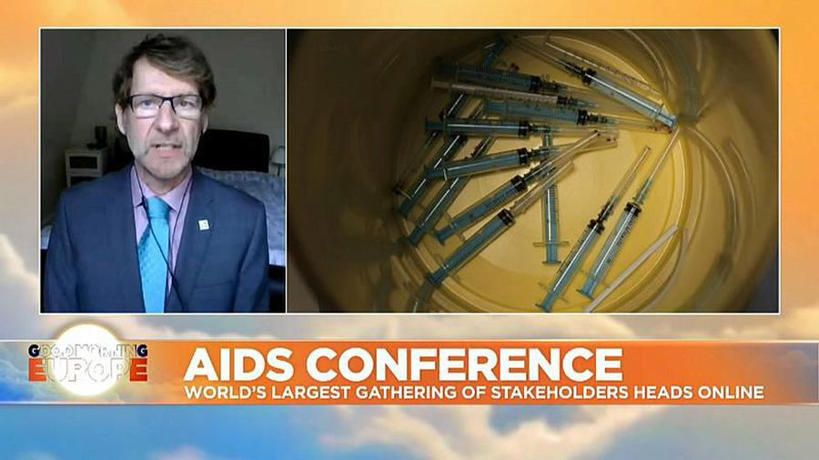 International AIDS Conference 2020: How the coronavirus crisis is hitting the fight against HIV/AIDS