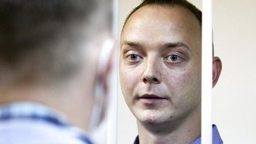 Former journalist denies passing Russian military secrets to NATO country