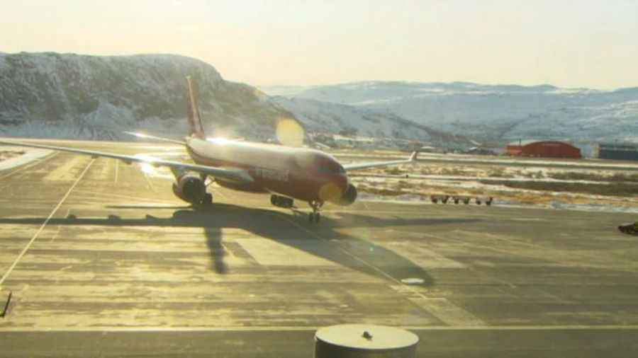 Greenland airport becomes latest victim of climate change