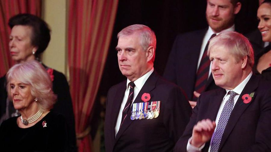 UK royal Prince Andrew says he was wrong the stay at home of convicted sex offender Jeffrey Epstein
