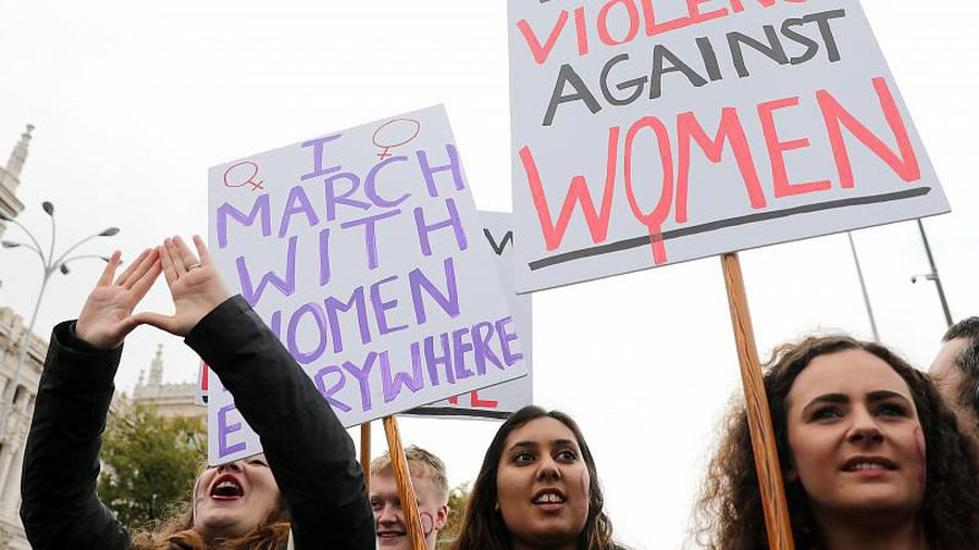 Watch: How is Europe faring on violence against women?