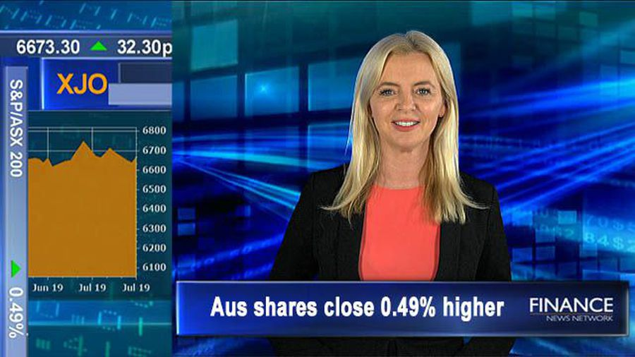 Speedcast shares down after Chairman's letter: ASX closes 0.5% higher
