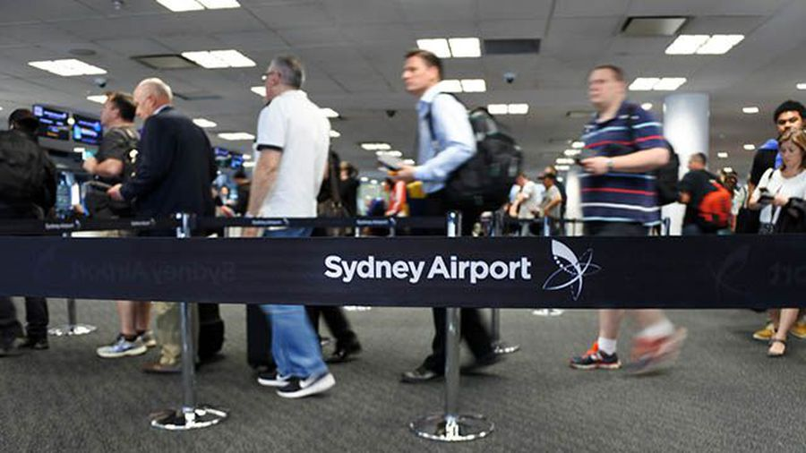 Sydney Airport see profit fall on passenger numbers and Danish dispute