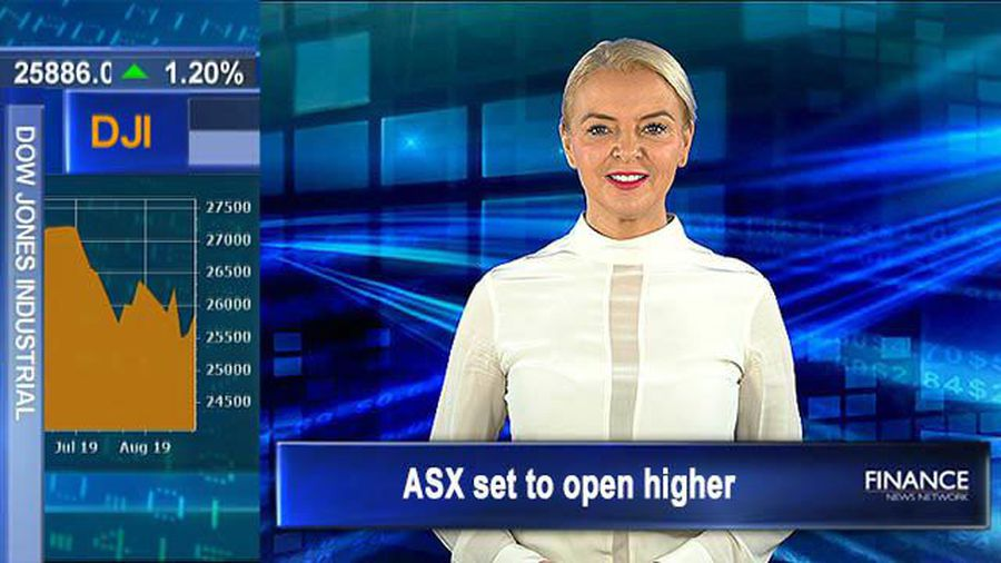 A positive start to the week for Asian markets: ASX set to open higher