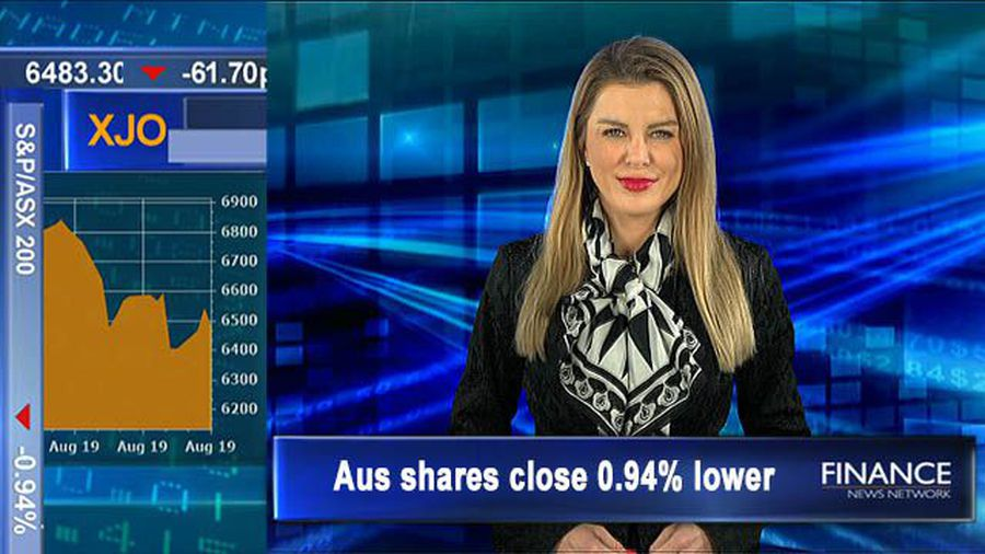 US futures suggest a rise, WTC biggest gain in yr, CMA all time high: ASX200 down 0.9%