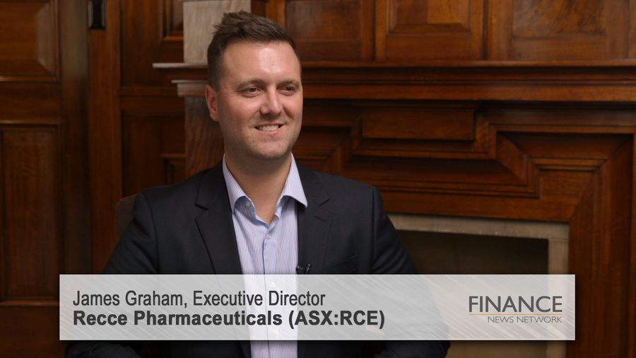 Recce Pharmaceuticals (ASX:RCE) scales production