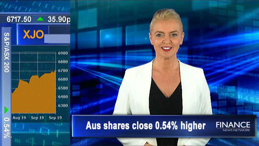 Oil continues to slip after shortfall from Saudi attacks: Aus shares close 0.5% higher