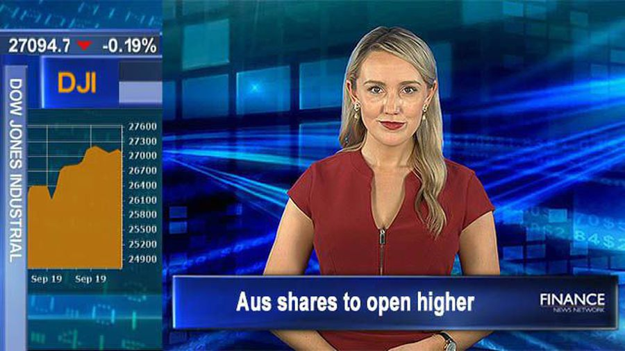 Global climate strike kicks off: Aus shares to open higher