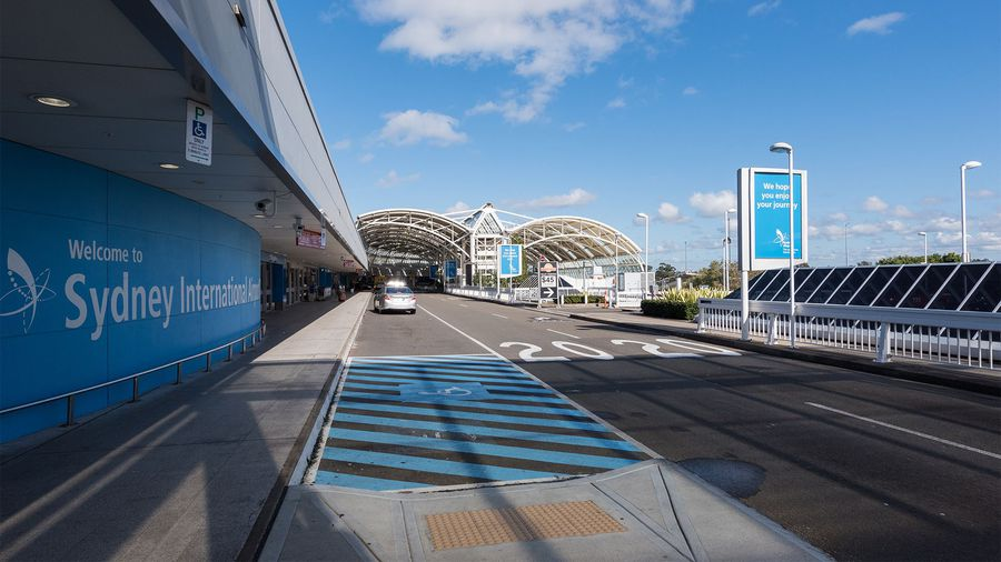 Sydney Airport sees international passengers bounce back this month