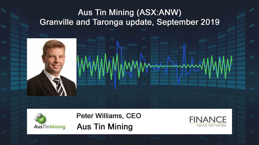 Aus Tin Mining (ASX:ANW) Granville and Taronga update