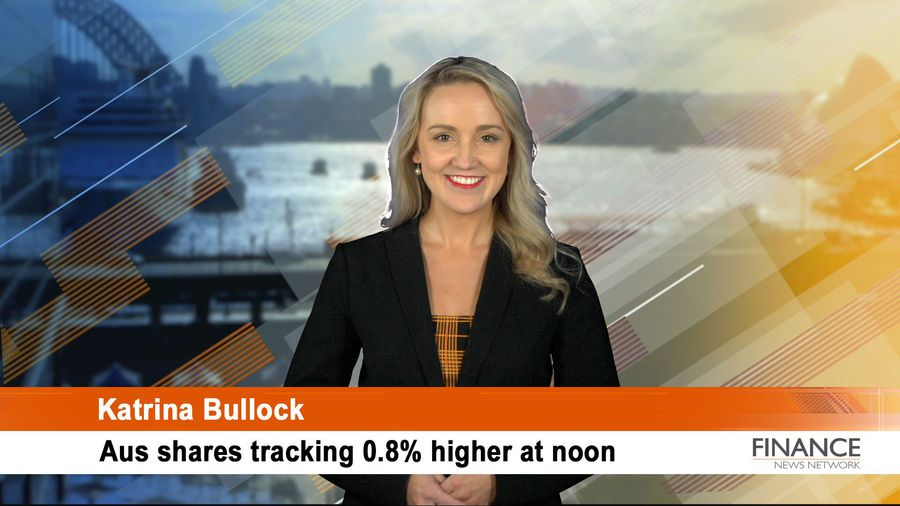 Broncos (ASX:BBL) farewell only female board member: Aus shares 0.8% higher at noon