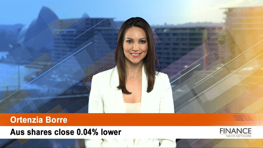 RBA releases wages & housing concerns: Aus shares close 0.04% lower