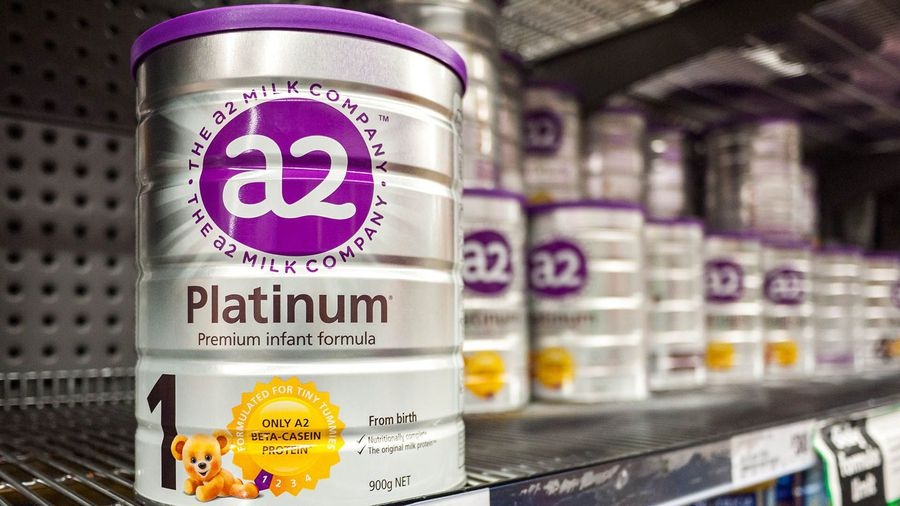 a2 Milk (ASX:A2M) lifts earnings guidance