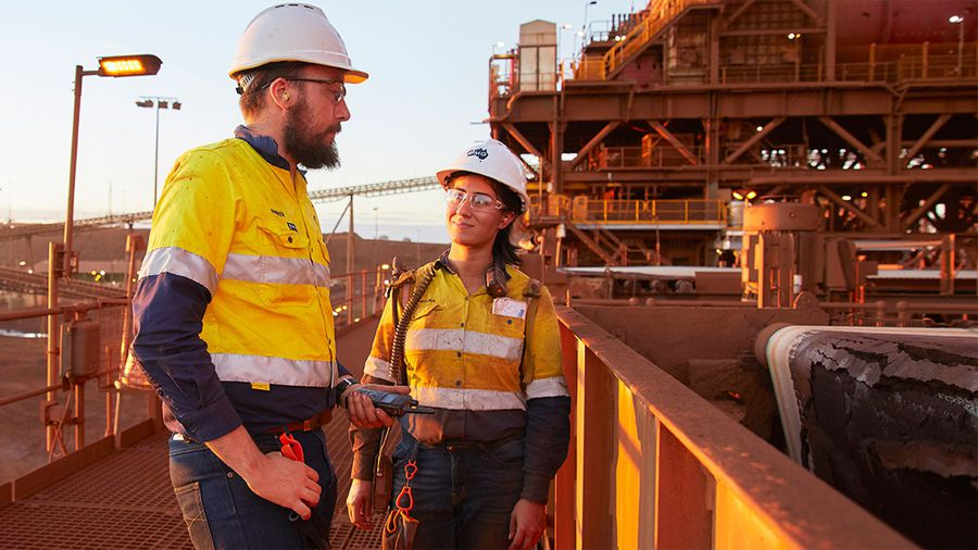 Fortescue Metals Group Ltd (ASX:FMG) Port Hedland shipments continue