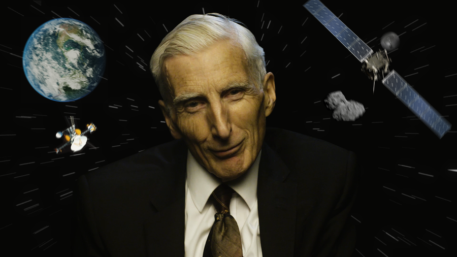 Can we all move to Mars? Prof Martin Rees on space exploration – video