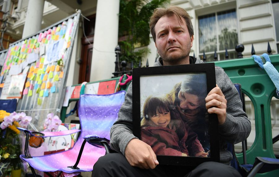 Richard Ratcliffe's determined fight to free wife Nazanin from an Iranian jail