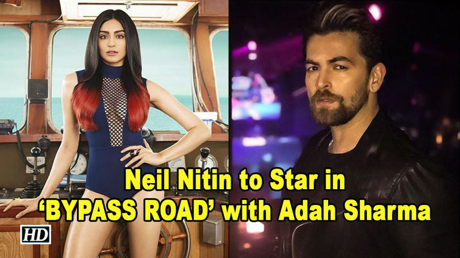 Neil Nitin to Star in BYPASS ROAD with Adah Sharma