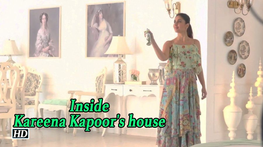 Take a peak at Kareena Kapoor's home!