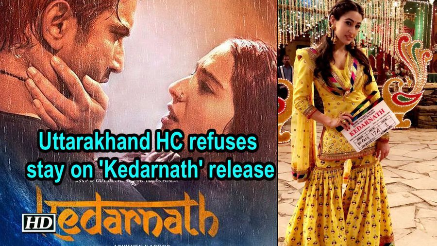 Uttarakhand HC refuses stay on 'Kedarnath' release