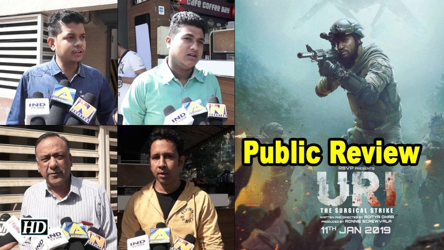 PUBLIC REVIEW | URI - The Surgical Strike | Based on 2016 surgical strike
