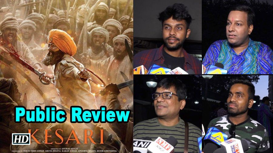 Public Review Kesari Akshays yet another tale of bravery