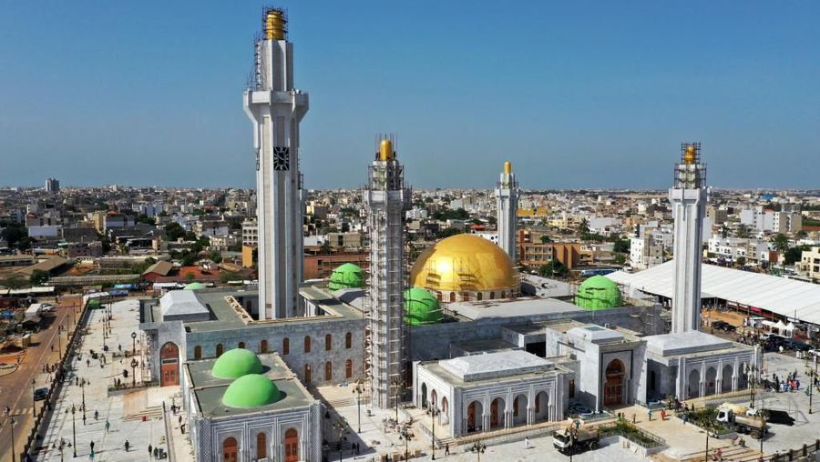 Largest mosque in West Africa open in Senegal