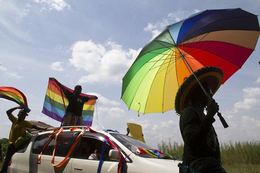 Uganda considers death penalty for homosexuals