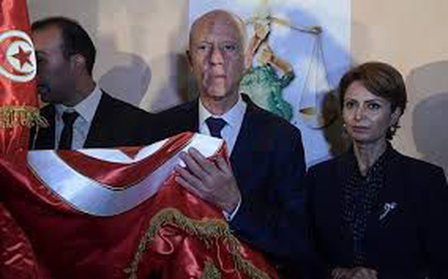 Kais Saied wins Tunis elections, says exit polls