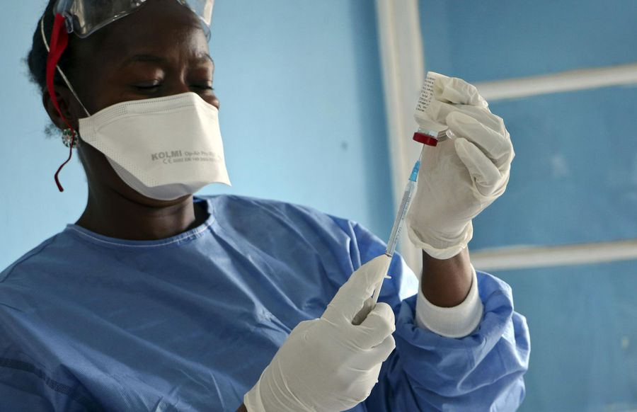 European drug regulator gives approval of Ebola vaccine