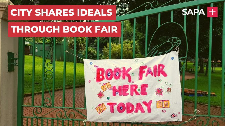 Durban sharing ideals through the book fair