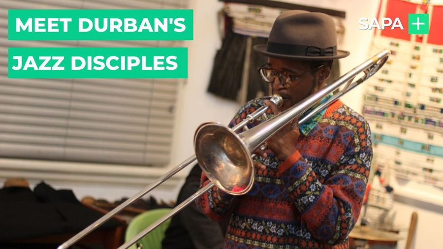 Meet Kgethi Nkotsi and Durban's jazz disciples